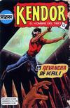 Cover for Kendor (Editora Cinco, 1982 series) #12