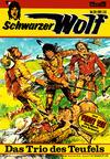 Cover for Schwarzer Wolf (Bastei Verlag, 1975 series) #39