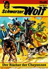 Cover for Schwarzer Wolf (Bastei Verlag, 1975 series) #40