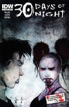 Cover for 30 Days of Night (IDW, 2011 series) #4 [Cover B Sam Kieth]