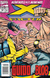 Cover Thumbnail for X-Factor (1986 series) #107 [Newsstand Edition]