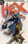 Cover for Hex (DC, 1985 series) #8 [Direct Edition]