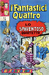 Cover for I Fantastici Quattro (Editoriale Corno, 1971 series) #31
