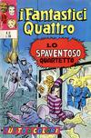 Cover for I Fantastici Quattro (Editoriale Corno, 1971 series) #31