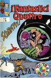 Cover for I Fantastici Quattro (Editoriale Corno, 1971 series) #33