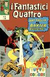 Cover for I Fantastici Quattro (Editoriale Corno, 1971 series) #35