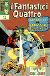 Cover for I Fantastici Quattro (Editoriale Corno, 1971 series) #35