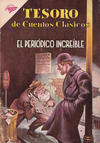 Cover for Tesoro de Cuentos Clásicos (Editorial Novaro, 1957 series) #54