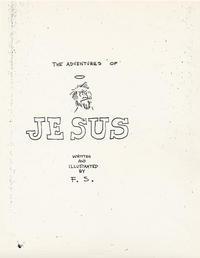 Cover Thumbnail for The Adventures of Jesus (Gilbert Shelton, 1962 series) #[nn]