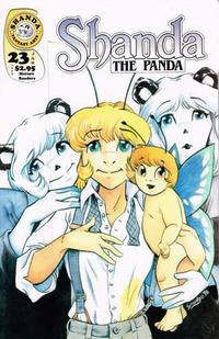 Cover Thumbnail for Shanda the Panda (Shanda Fantasy Arts, 1998 series) #23