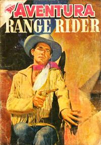 Cover Thumbnail for Aventura (Editorial Novaro, 1954 series) #109