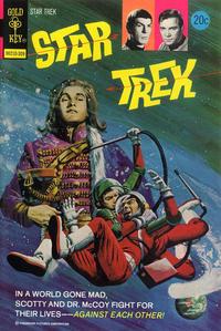 Cover Thumbnail for Star Trek (Western, 1967 series) #20