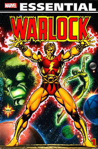 Cover Thumbnail for Essential Warlock (Marvel, 2012 series) #1