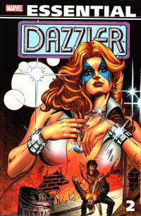 Cover Thumbnail for Essential Dazzler (Marvel, 2007 series) #2