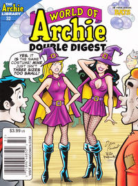 Cover Thumbnail for World of Archie Double Digest (Archie, 2010 series) #32 [Newsstand]