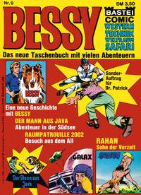 Cover Thumbnail for Bessy (Bastei Verlag, 1973 series) #9
