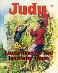 Cover Thumbnail for Judy Picture Story Library for Girls (D.C. Thomson, 1963 series) #212