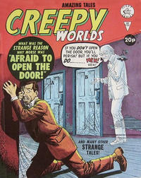 Cover Thumbnail for Creepy Worlds (Alan Class, 1962 series) #188
