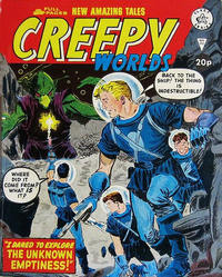 Cover Thumbnail for Creepy Worlds (Alan Class, 1962 series) #192