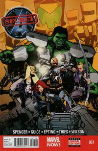 Cover Thumbnail for Secret Avengers (Marvel, 2013 series) #7