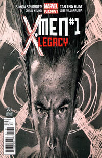 Cover Thumbnail for X-Men Legacy (Marvel, 2013 series) #1 [Variant Cover by Kaare Andrews]