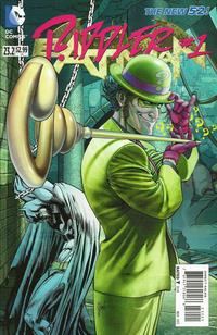 Cover for Batman (DC, 2011 series) #23.2 [3-D Motion Cover]