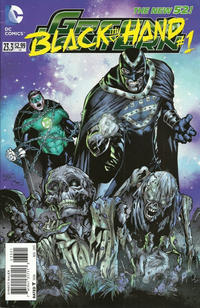 Cover Thumbnail for Green Lantern (DC, 2011 series) #23.3 [Standard Cover]