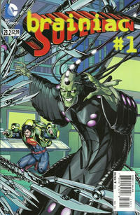 Cover Thumbnail for Superman (DC, 2011 series) #23.2 [Standard Cover]