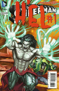 Cover Thumbnail for Superman (DC, 2011 series) #23.3 [Standard Cover]