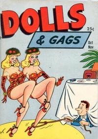 Cover Thumbnail for Dolls & Gags (Prize, 1951 series) #v1#1