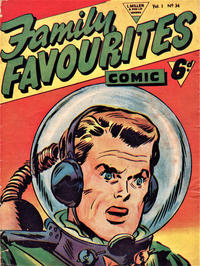 Cover Thumbnail for Family Favourites (L. Miller & Son, 1954 series) #34