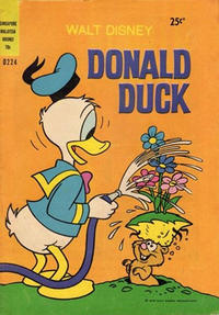 Cover Thumbnail for Walt Disney's Donald Duck (W. G. Publications; Wogan Publications, 1954 series) #224