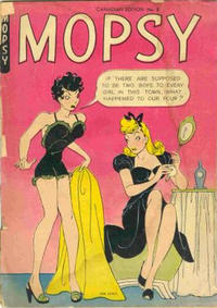 Cover Thumbnail for Mopsy (Publications Services Limited, 1948 ? series) #2