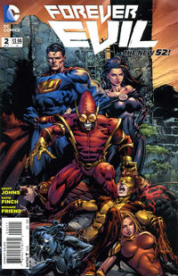 Cover Thumbnail for Forever Evil (DC, 2013 series) #2