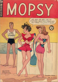 Cover Thumbnail for Mopsy (Publications Services Limited, 1948 ? series) #5