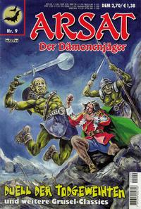 Cover Thumbnail for Arsat (Bastei Verlag, 2001 series) #9