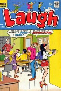 Cover Thumbnail for Laugh Comics (Archie, 1946 series) #227