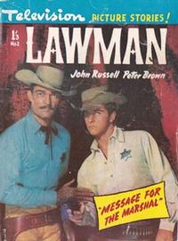 Cover Thumbnail for Lawman (Magazine Management, 1961 ? series) #2