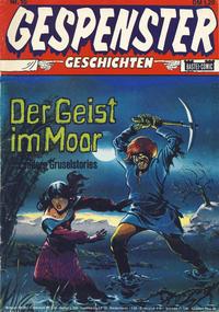 Cover Thumbnail for Gespenster Geschichten (Bastei Verlag, 1974 series) #10