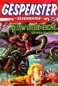 Cover Thumbnail for Gespenster Geschichten (Bastei Verlag, 1974 series) #12