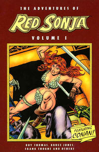 Cover Thumbnail for The Adventures of Red Sonja (Dynamite Entertainment, 2005 series) #1 [Gil Kane Cover]