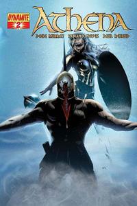 Cover Thumbnail for Athena (Dynamite Entertainment, 2009 series) #2 [Denis Calero]