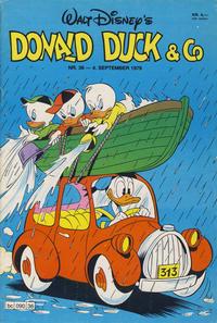 Cover Thumbnail for Donald Duck & Co (Hjemmet / Egmont, 1948 series) #36/1979