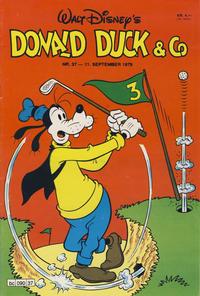 Cover Thumbnail for Donald Duck & Co (Hjemmet / Egmont, 1948 series) #37/1979