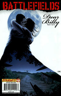 Cover Thumbnail for Battlefields: Dear Billy (Dynamite Entertainment, 2009 series) #1
