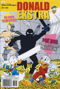 Cover Thumbnail for Donald ekstra (Hjemmet / Egmont, 2011 series) #5/2013