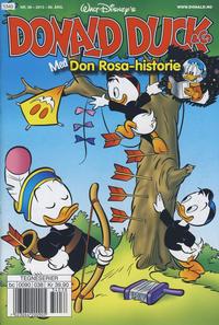 Cover Thumbnail for Donald Duck & Co (Hjemmet / Egmont, 1948 series) #38/2013