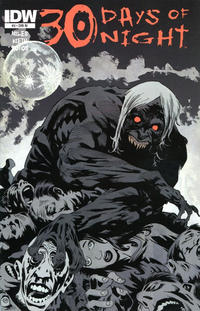 Cover Thumbnail for 30 Days of Night (IDW, 2011 series) #3 [RI]