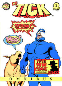 Cover Thumbnail for The Tick Omnibus (New England Comics, 1990 series) #2