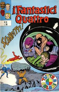 Cover Thumbnail for I Fantastici Quattro (Editoriale Corno, 1971 series) #33